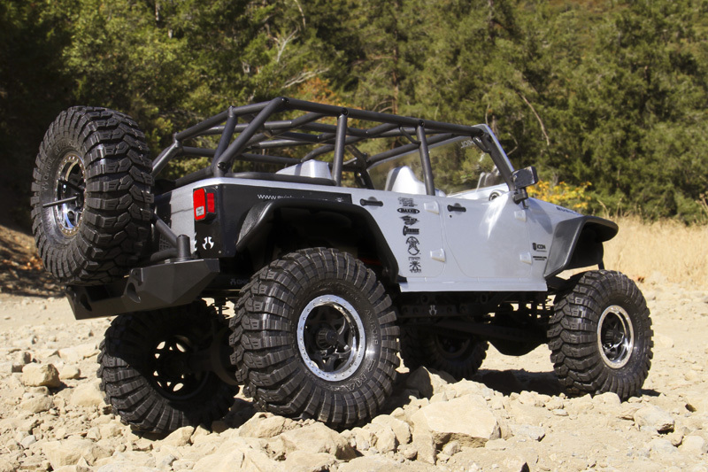 The Scaler Store Axial Scx10 Jeep Wrangler Unlimited