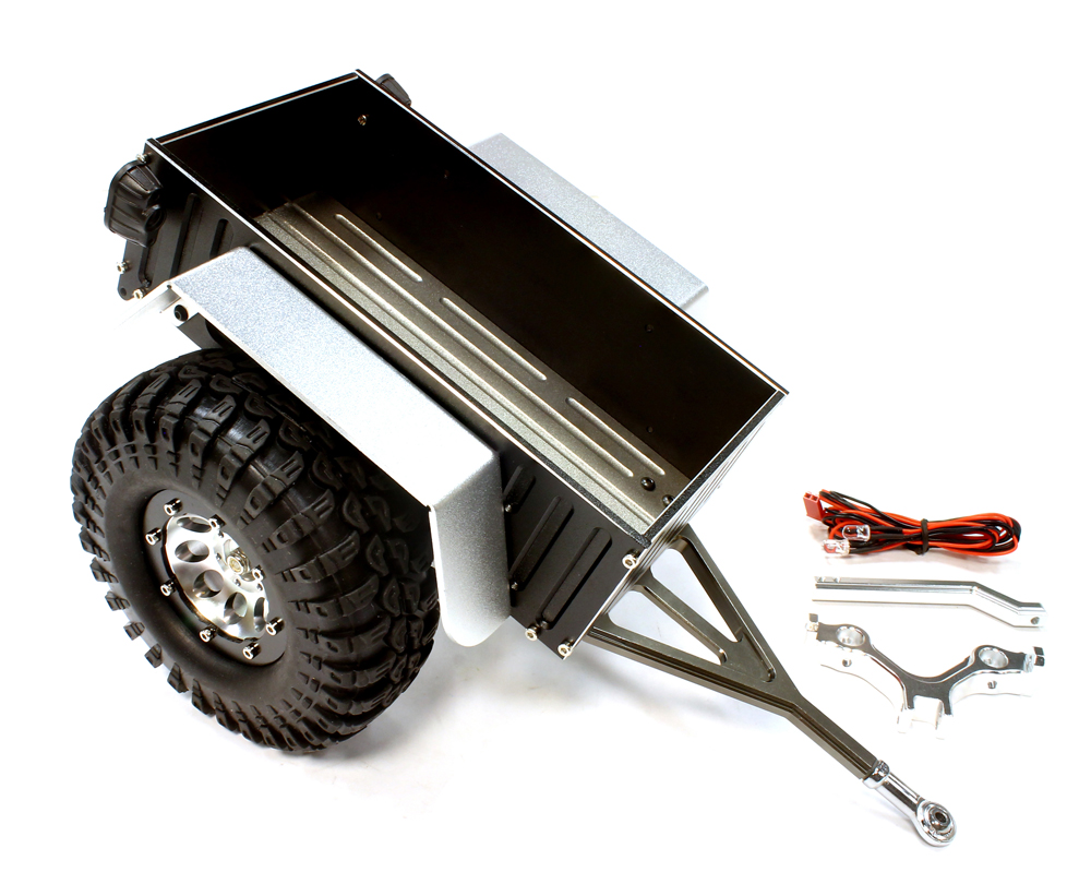 Integy RC Model Hop-ups C24857RED V2 Alloy Ladder Frame Chassis Kit ...